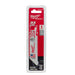 "Milwaukee 4"" x 18 TPI Metal Cutting Sawzall Blades"