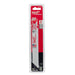 "Milwaukee 6"" x 24 TPI Metal Cutting Sawzall Blades"
