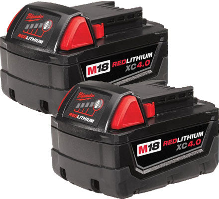 Milwaukee 48-11-1842 M18 Battery 2-Pack