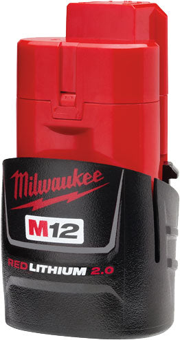 Milwaukee 48-11-2420 M12 Compact Battery Pack