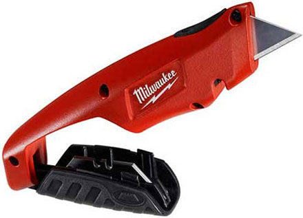 Milwaukee 48-22-1910 Side Sliding Utility Knife