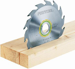 Festool 496305 12T Standard Plunge Cut Ripping TS 55 Saw Blade