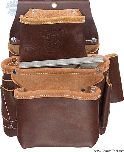 Occidental Leather 5060 3 Pouch Pro Fastener Bag - Image 1