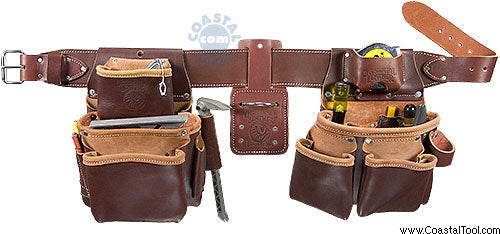 Occidental Leather 5080DB Pro Framer Leather Tool Belt - Image 1