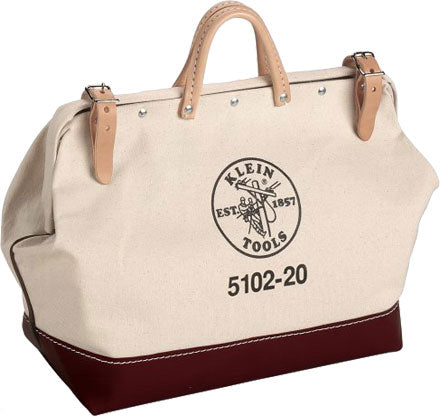 Klein 5102-20 Canvas Tool Bag