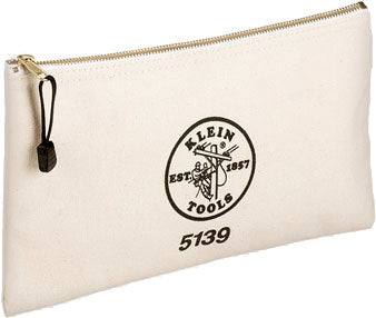 Klein 5139 Canvas Zipper Bag