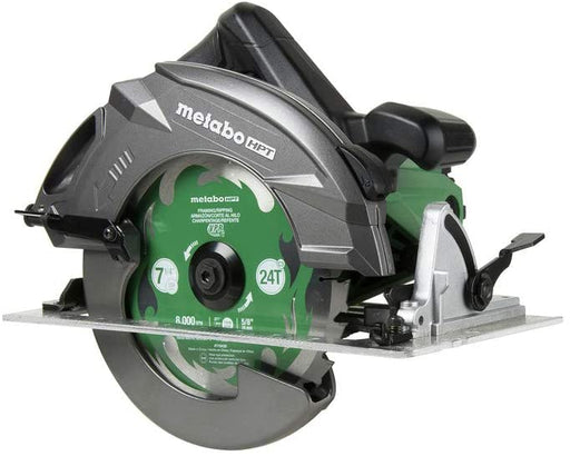 "Metabo HPT C7UR RIPMAX 7-1/4"" Pro Circular Saw Kit"