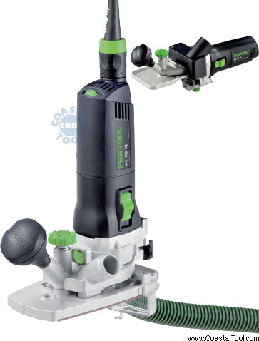 Festool MFK 700 EQ SET Modular Trim Router