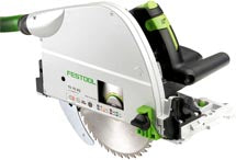 Festool TS 75 EQ-F-Plus Track Saw