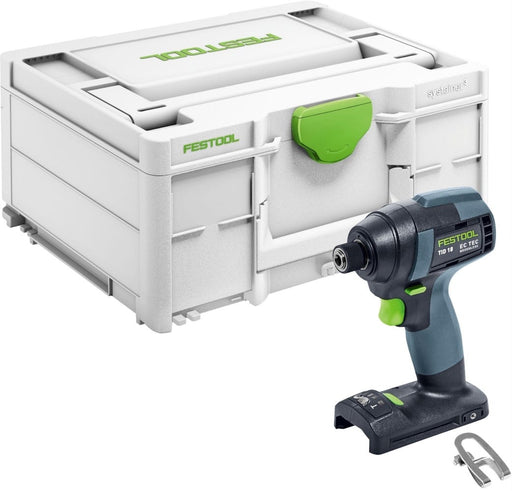 Festool 576479 TID 18 Cordless 18V Impact Driver BASIC (Tool Only)