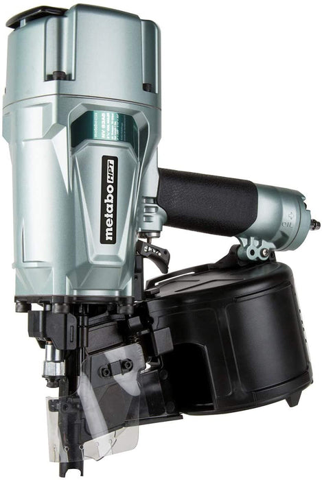 Metabo HPT NV83A5 Framing Nailer Full Round-Head Coil