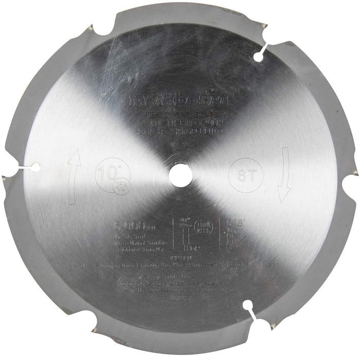 "Metabo HPT 18108 10"" Fiber Cement Saw Blade"