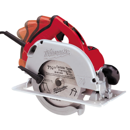 "Milwaukee 6390-21 7-1/4"" Tilt-Lok Circular Saw Kit Image 2"