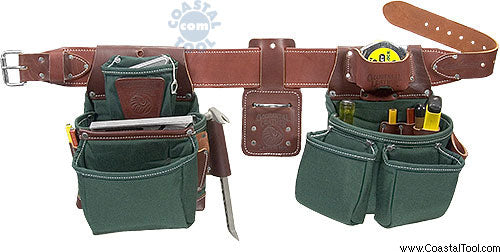 Occidental Leather 8080DB OxyLights Framer Tool Belt