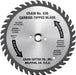 "Crain 836 6-1/2"" Undercut Saw Wood Blade"