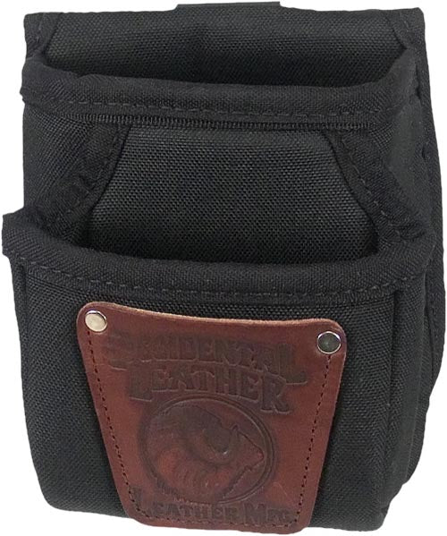 Occidental Leather 9502 Double Clip-On Pouch - Image 1