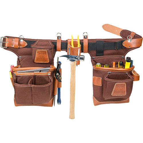 Occidental Leather 9855 Fat-Lip Tool Belt Set