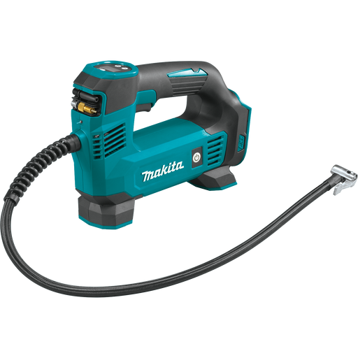 Makita DMP180ZX 18V LXT Lithium‑Ion Cordless Inflator, Tool Only