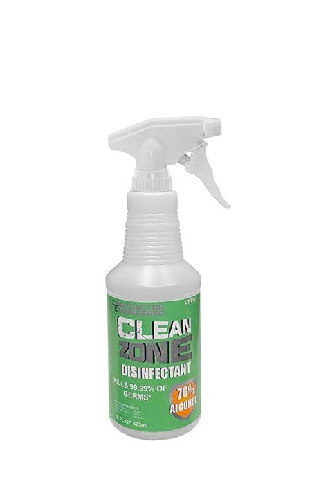 CE Tools Clean Zone Disinfectant Spray