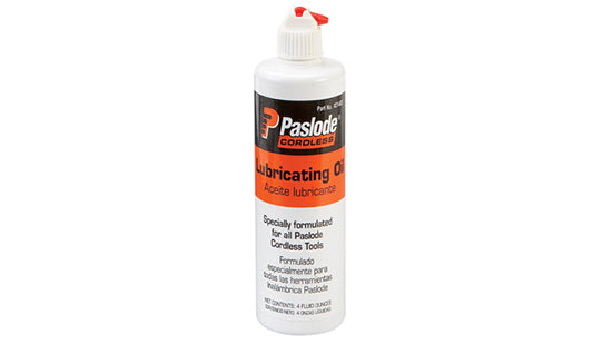 Paslode 401482 Cordless Nailer Lubrication Oil
