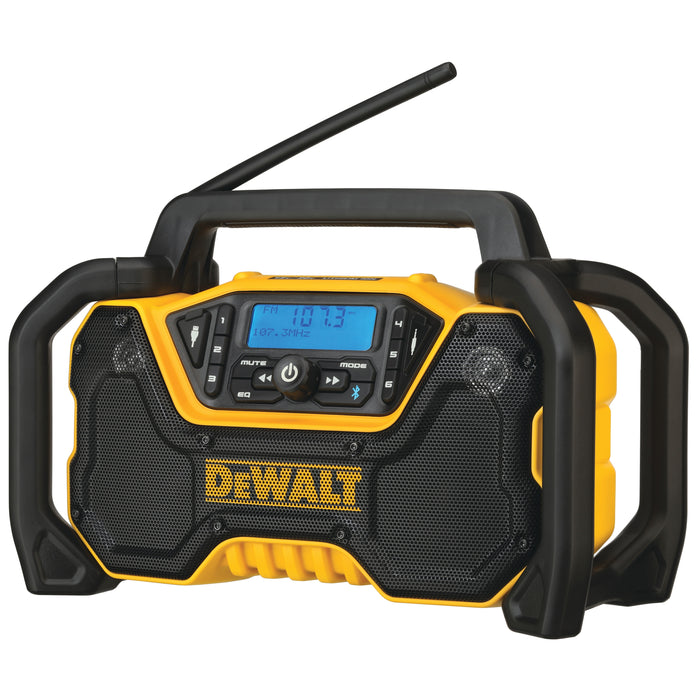 DeWalt DCR028B 12V/20V MAX Bluetooth Cordless Jobsite Radio