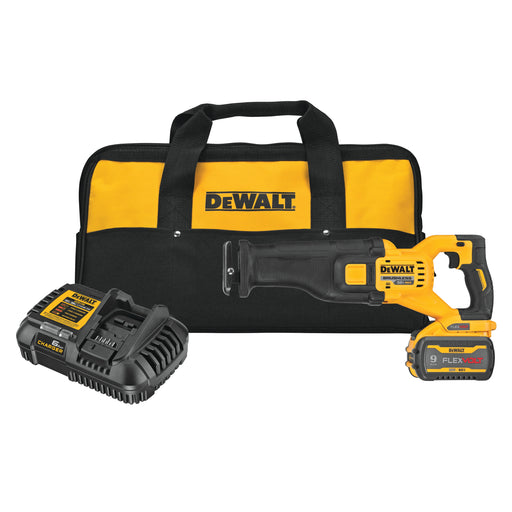 DeWalt DCS389X1 Flexvolt 60V MAX Brushless Cordless Reciprocating Saw Kit
