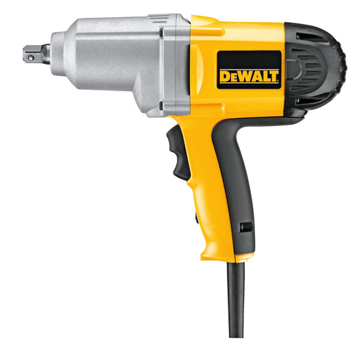 "DeWalt DW292 1/2"" Impact Wrench with Detent Pin Anvil"