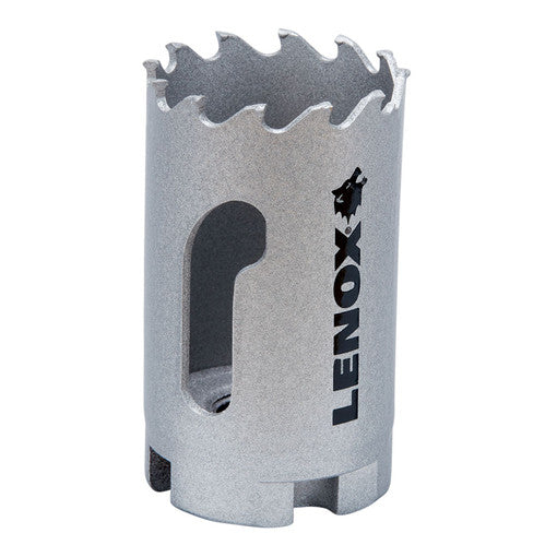 "Lenox LXAH3138 1-3/8"" Speed Slot Carbide Tipped Hole Saw"