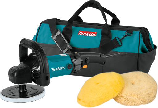 Makita 9237CX3 Polisher Image 1