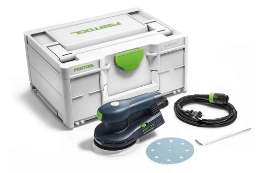 Festool 576340 ETS EC 125/3 EQ-Plus Compact Finish Sander Image 2