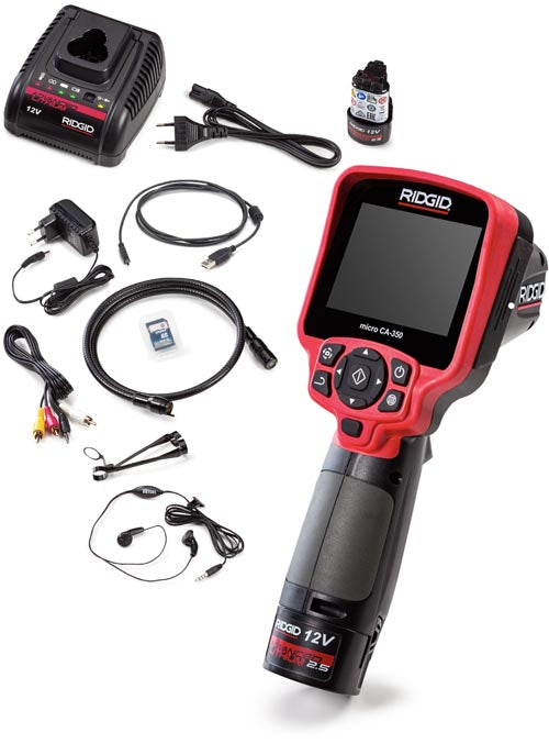 Ridgid 55898Micro CA-350 Inspection Camera