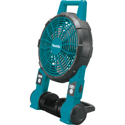 "Makita DCF201Z 18V LXT Lithium‑Ion Cordless 9"" Fan (Tool Only) Image 1"
