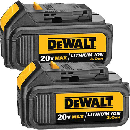 DeWalt DCB200-2 20V Max Battery 2-Pack