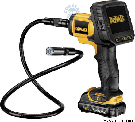 DeWalt DCT410S1 12V Inspection Camera