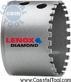 Lenox Diamond Hole Saws
