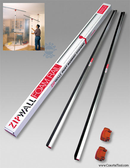 Zipwall FR2 Foam Rail Cross Bars