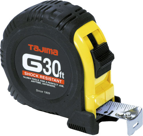 Tajima G30BW 30' G-Series Tape Measure