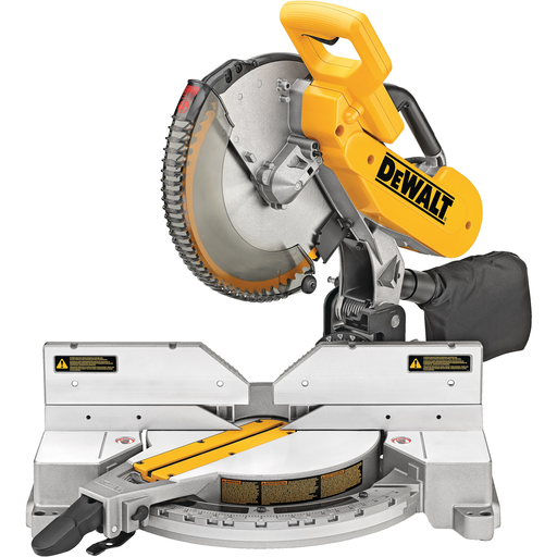 "DeWalt DW716 12"" Dual-Bevel Compound Miter Saw Image 2"