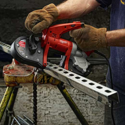 Milwaukee 6242-6 Compact Band Saw Image 2