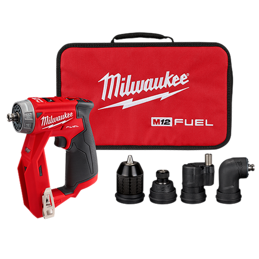 Milwaukee 2505-22 M12 FUEL Installation Drill/Driver Kit Image 1