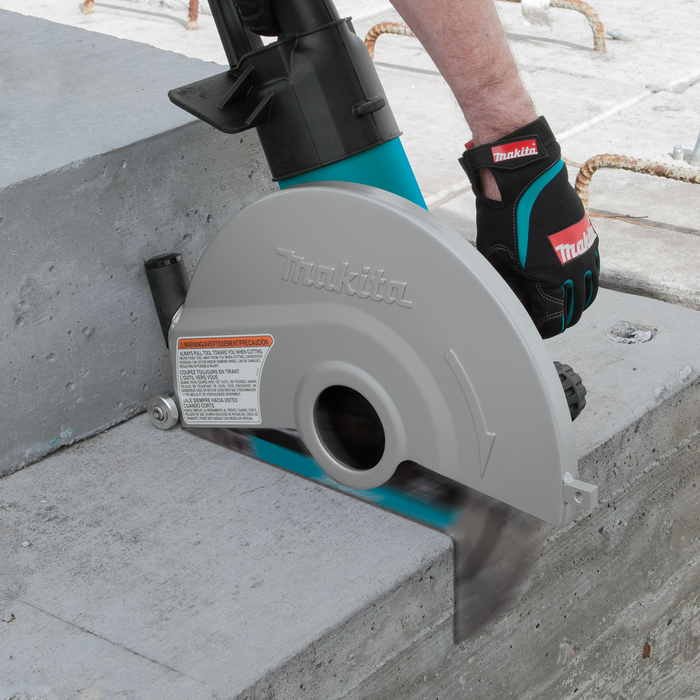 "Makita 4114X 14"" Electric Angle Cutter Image 3"