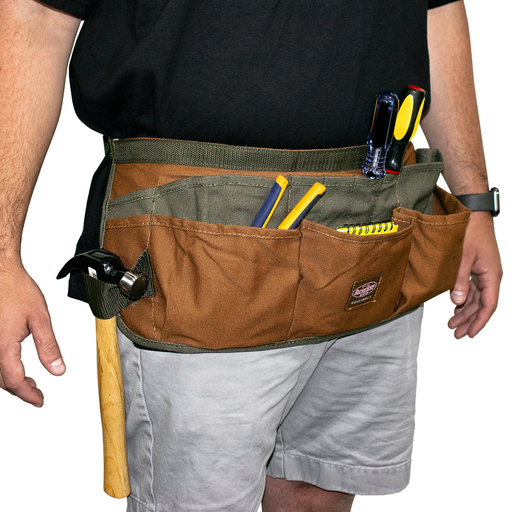 Bucket Boss 80100 Canvas SuperWaist Apron - Image 2