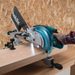 "Makita LS0815F 8‑1/2"" Slide Compound Miter Saw Image 3"