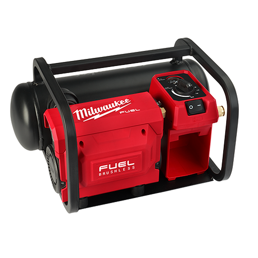 Milwaukee 2840-20 M18 FUEL 2 Gallon Compact Quiet Compressor Image 2