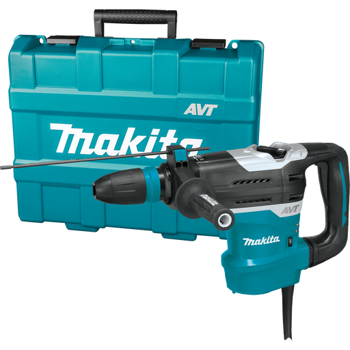 "Makita HR4013C 1-9/16"" SDS-Max Rotary Hammer Kit Image 1"