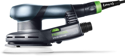 Festool 576340 ETS EC 125/3 EQ-Plus Compact Finish Sander Image 1