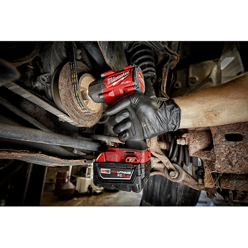 "Milwaukee 2962-20 M18 FUEL 1/2"" Mid-Torque Impact Wrench w/ Friction Ring (Tool Only) Image 2"