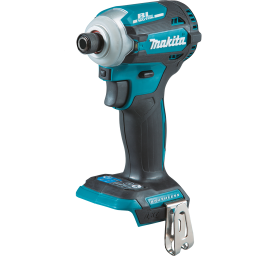 Makita XDT16Z 18V LXT Lithium‑Ion Brushless Cordless  Impact Driver Image 1