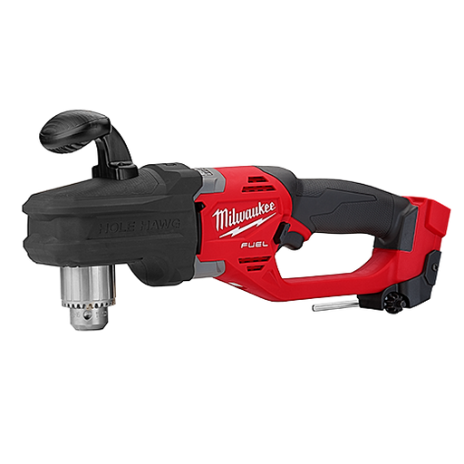 "Milwaukee 2807-20 M18 Fuel Hole Hawg 1/2"" Right Angle Drill (Tool Only) Image 1"