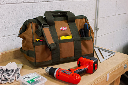 Bucket Boss 60016 Gatemouth 16 Tool Bag - Image 2